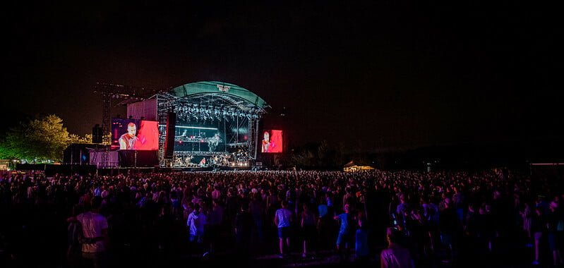 Dutch venues back from June as Benelux advances reopening
