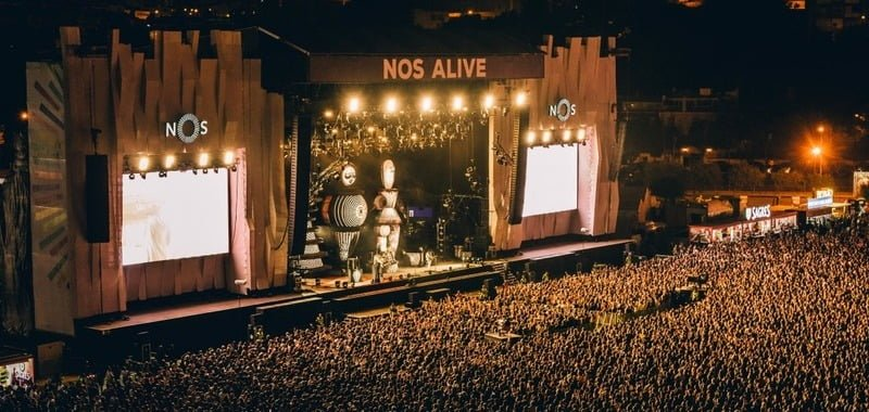 The 2020 edition of Nos Alive Portugal was unable to take place due to restrictions
