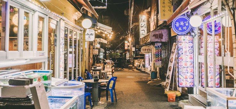 The latest outbreak in Seoul began in Itaewon