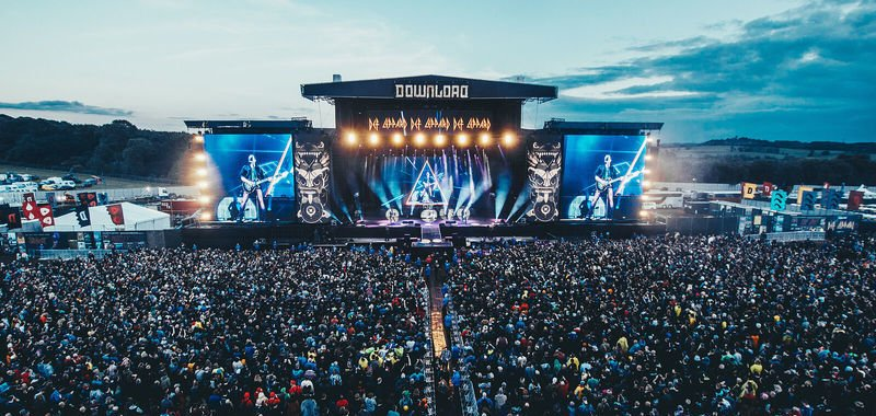 Kiss, Iron Maiden to headline virtual Download fest