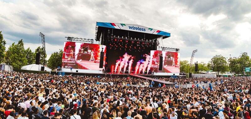 Wireless Festival, UK