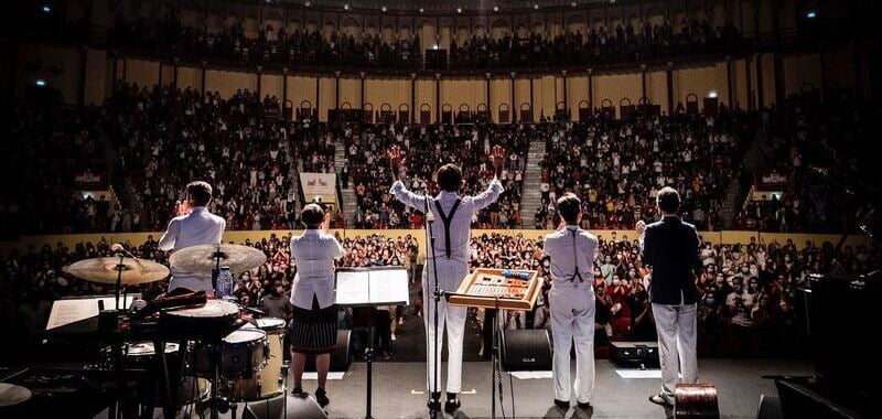 2,000-cap. concerts take place in Portugal
