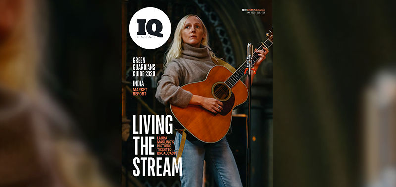Living the stream: IQ 90 out now