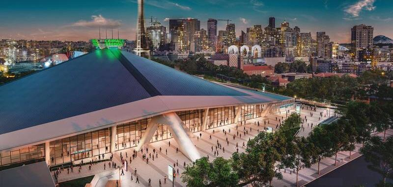 OVG, Amazon team up for first carbon neutral arena