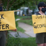 George Floyd protestors: Protests against police violence in Minneapolis