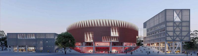 Jihlava Multipurpose Arena