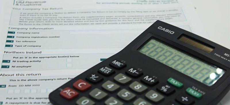 VAT tax return