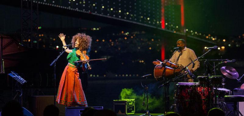 Omar Sosa & Yilian Cañizares 'Aguas', Istanbul Jazz Festival