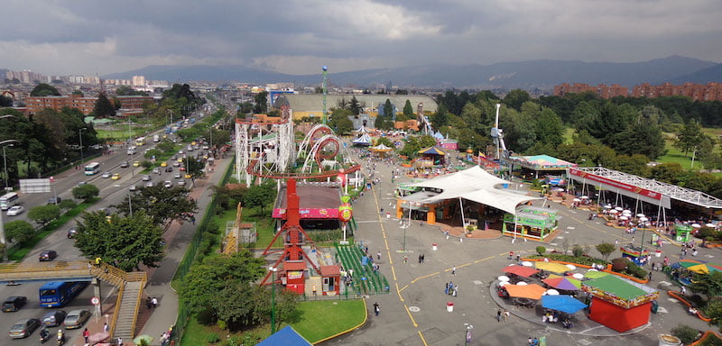 The concerts will be staged at Salitre Mágico in Bogota