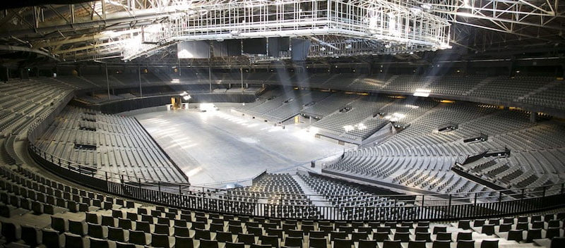The Live Sector Overleg warns of no more concerts in the Antwerp Sportpaleis
