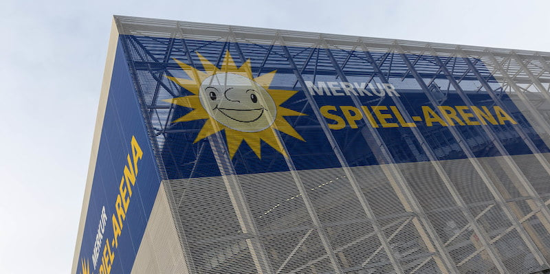 Merkur Spiel Arena is due to welcome 12,000 fans to Give Live A Chance in September