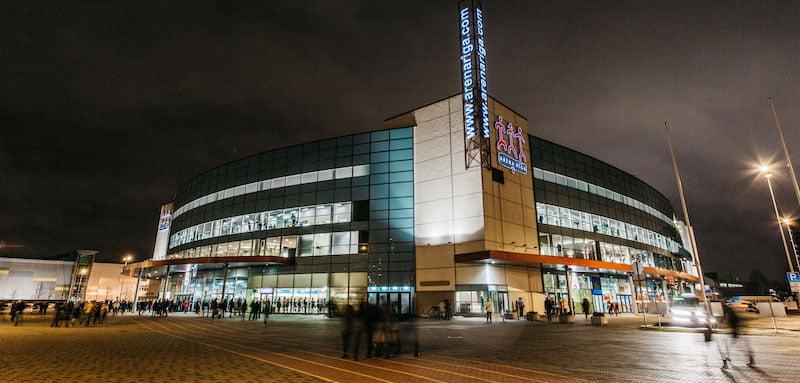 Latvia's Arena Riga is an EAA member venue