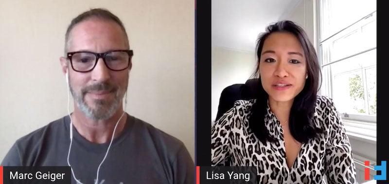 Marc Geiger, Lisa Yang, iFF 2020