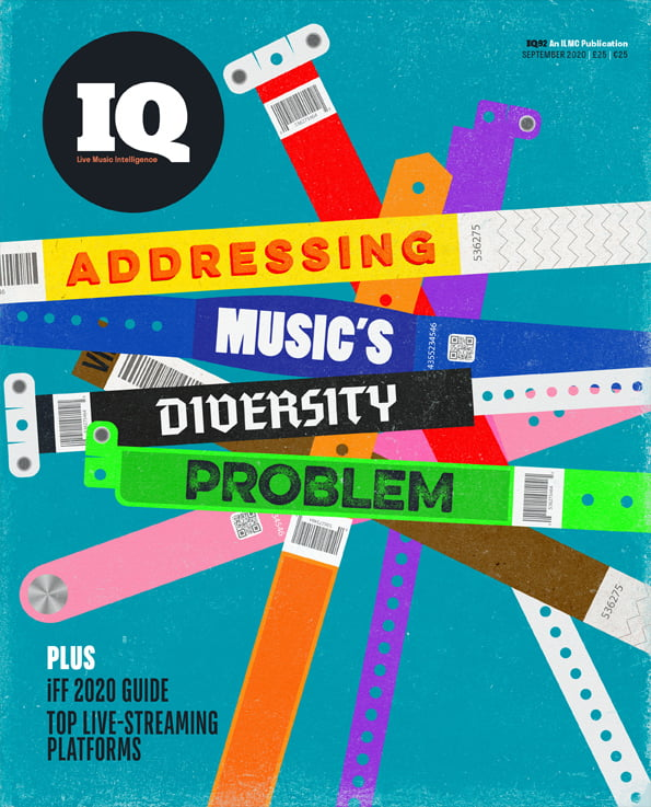 IQ Magazine: Issue 92