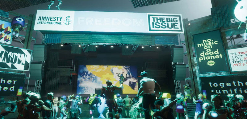 Sansar hosted Shangri-La's Lost Horizon festival