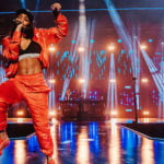 Lady Leshurr performs at Wireless Connect in July