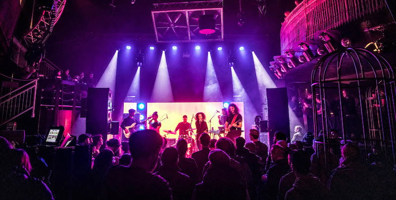 Eurosonic Noorderslag will benefit from the Netherlands' Performing Arts Fund