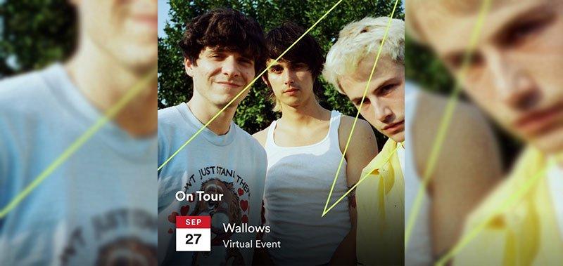 Wallows on tour, Spotify