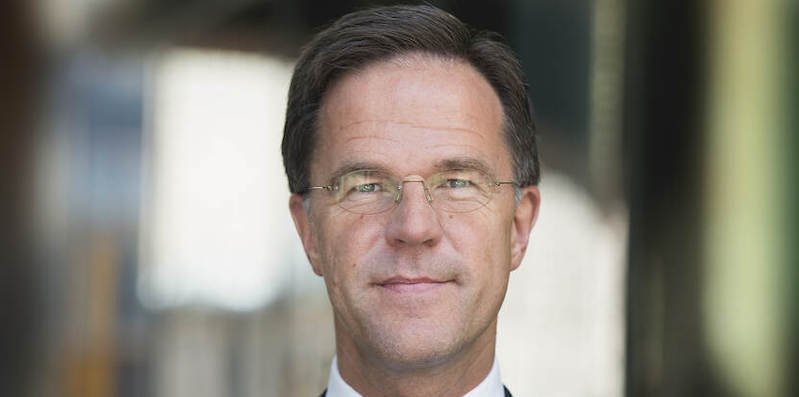 Dutch prime minister Mark Rutte announced new restrictions on Monday