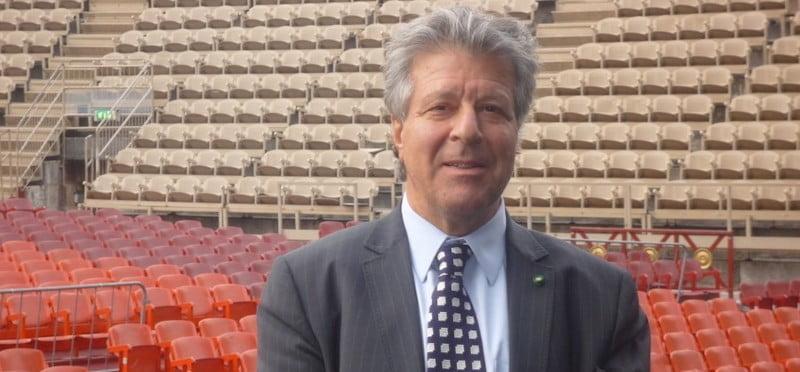 President of Assomusica, Vincenzo Spera