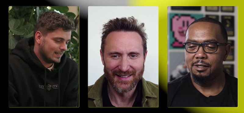 Martin Garrix, David Guetta and Timbaland talk the 'evolution of their sounds'