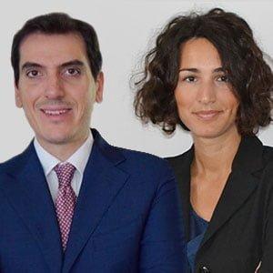 Elena Varese and Antonio Longo, DLA Piper