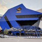 Western Australian venues, such as Perth's RAC Arena, are operating at 50% capacity