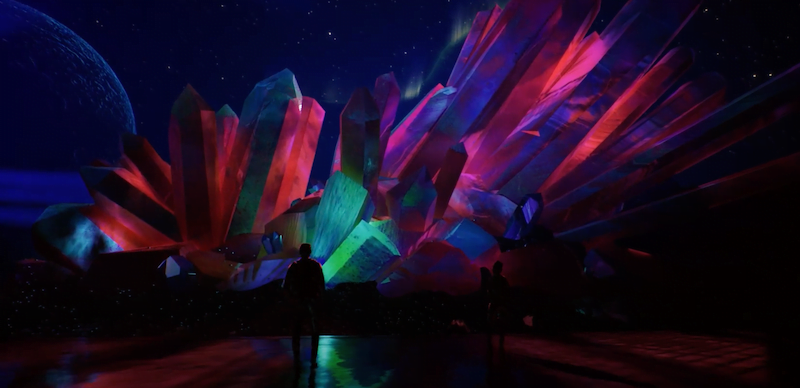 Preview of Prism, the metaspace for concerts and festivals