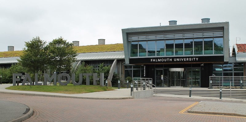 Falmouth University is the first to achieve AGF's accreditation