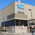 The Rupp Arena in Lexington, Kentucky