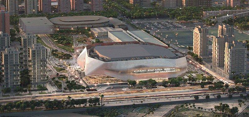 Casal España Arena de Vàlencia