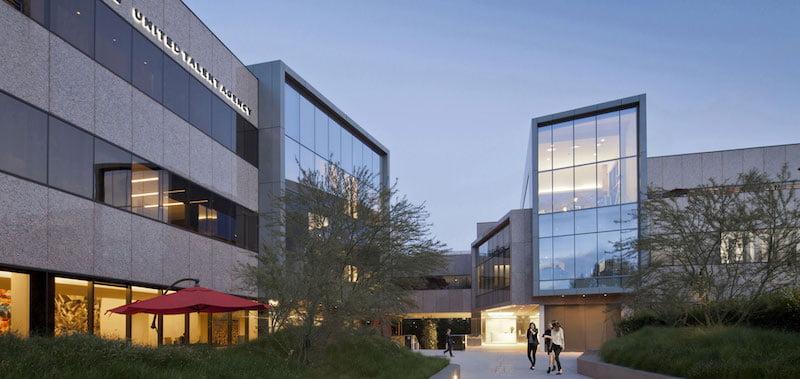 UTA building, Beverley Hills