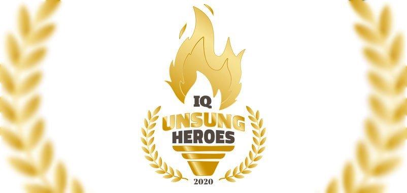 IQ Unsung Heroes