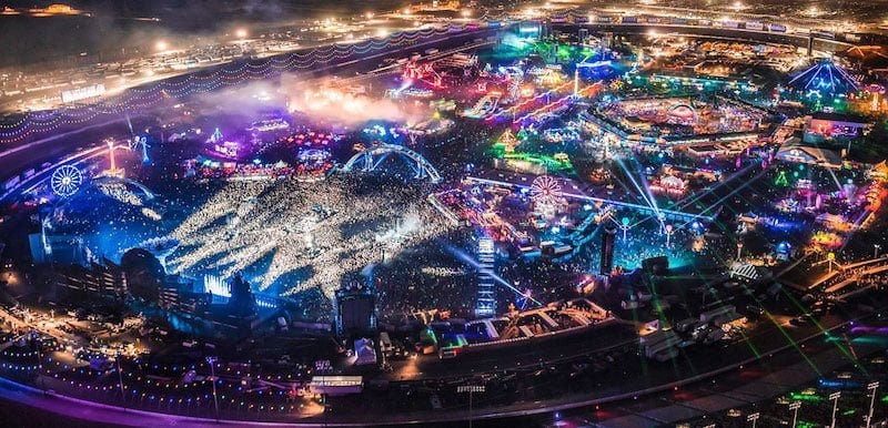 EDC Las Vegas 2021 is sold out