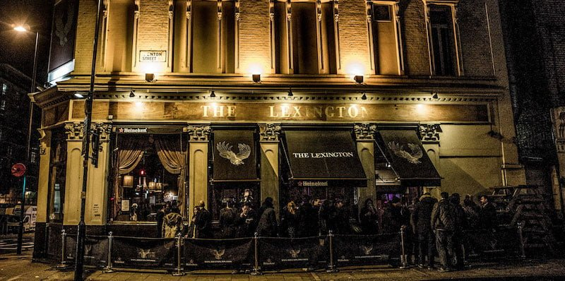 The Lexington in London is one of the venues being supported by the #savethe30 campaign