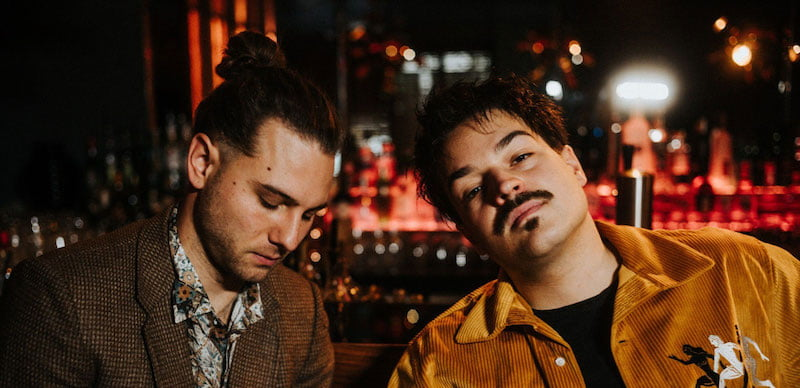 Milky Chance will perform at the #becomelouder benefit for Crew Nation