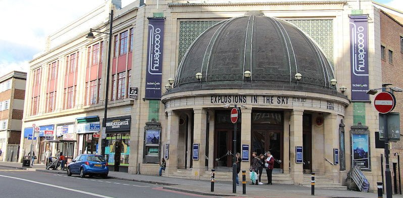 O2 Academy Brixton is part of the Academy Music Group