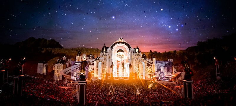 Tomorrowland Around the World, the festival's first-ever digital edition