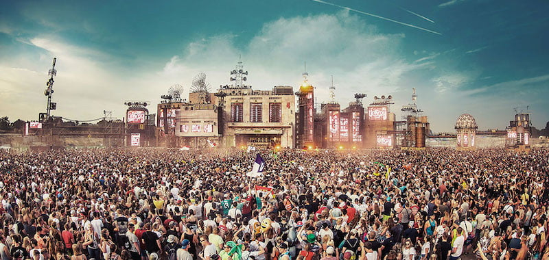 Solutions for Festivals member Superstruct owns Germany's Parookaville