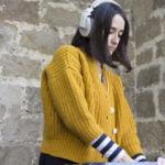 Marta Salicrú DJed at the PRIMACOV show
