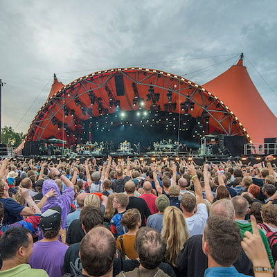 Dansk Live hopes the tests will pave the way for a 'much-needed festival summer'