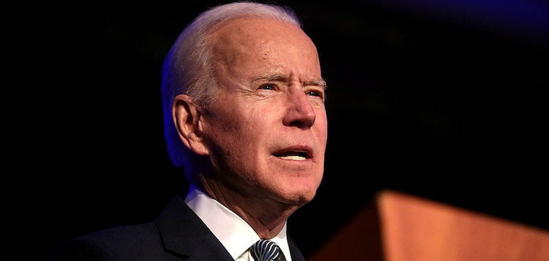The live business offered its help in a letter to new US president Joe Biden