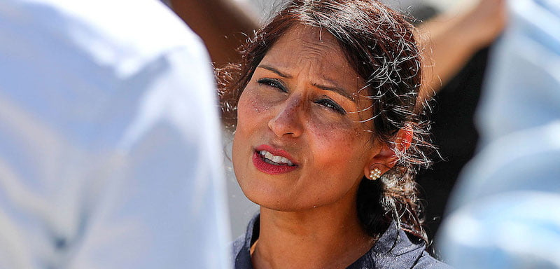 The MMF highlighted that home secretary Priti Patel said there would be change for touring artists
