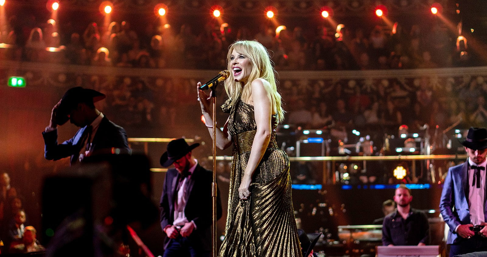 CSB has organised Scandinavian concerts for the likes of Kylie Minogue