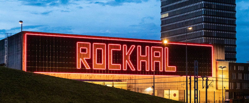 Rockhal, Luxembourg