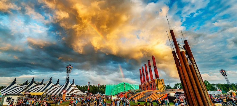 The Back to Live festivals will take place at the Lowlands site