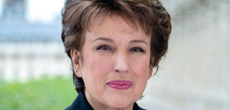 French minister of culture Roselyne Bachelot