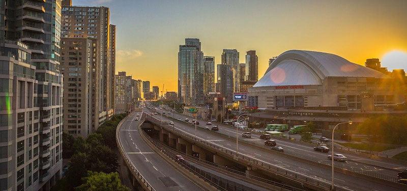 Rogers Arena, Canada