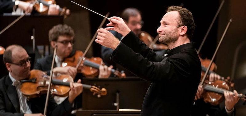 Berlin Philharmonic conductor Kirill Petrenko