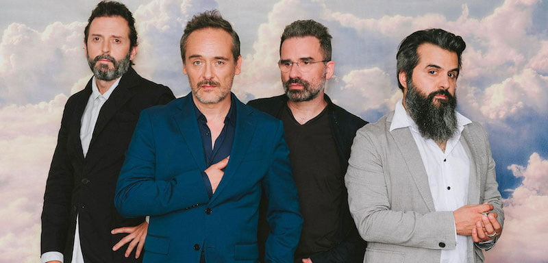 Love of Lesbian will play to 5,000 fans